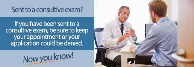 Consultive Exams And Your Disability Application