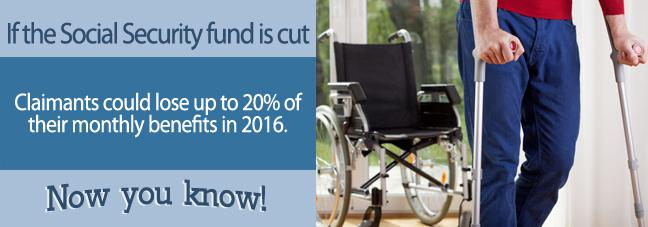 What Would Happen if the Social Security Disability Fund is Cut?