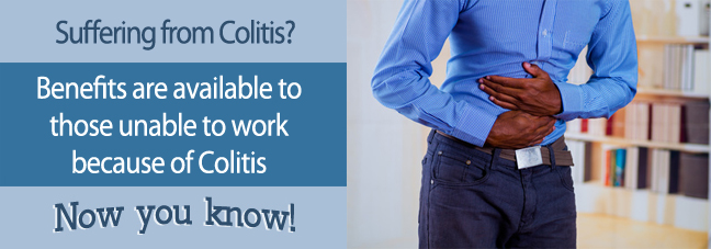 Can I work with Colitis?