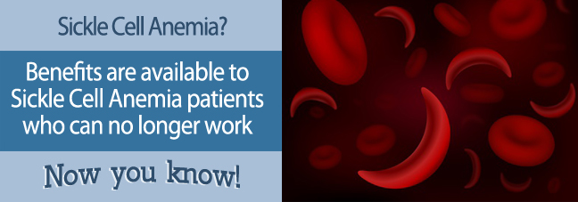 Can I work with Sickle Cell Disease?