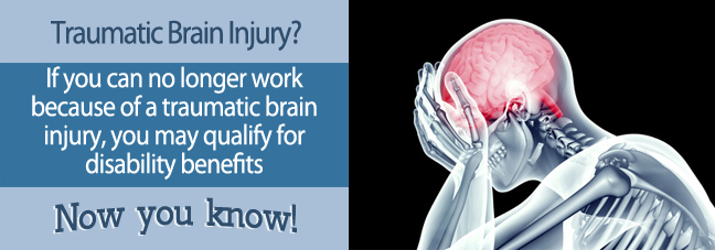 can i work with traumatic brain injury?
