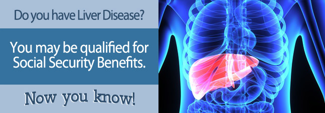 Social Security Benefits for Liver Disease
