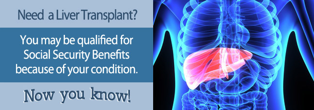 Social Security Benefits for a Liver Transplant