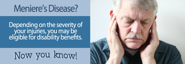 Meniere's Disease Social Security Benefits
