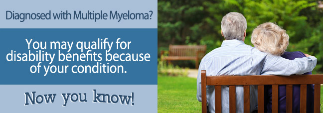 Social Security Benefits for Multiple Myeloma
