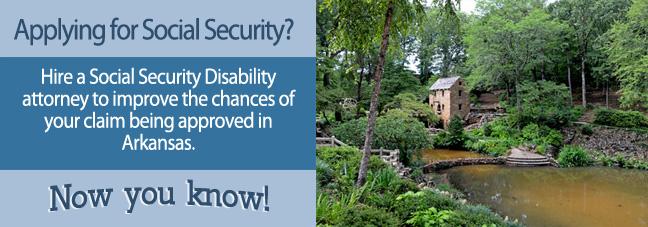 Disability benefits in Arkansas