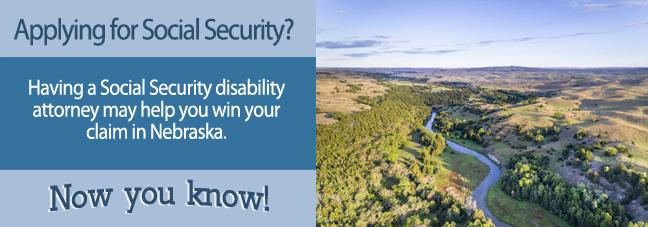 Disability benefits in Nebraska