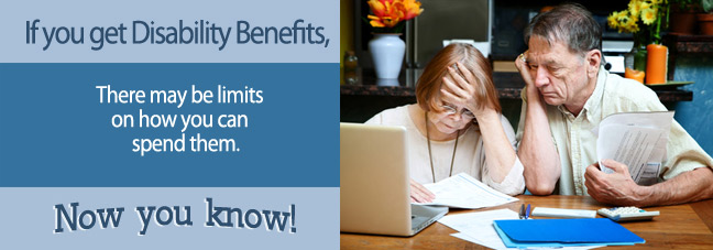 how-to-spend-disability-benefits