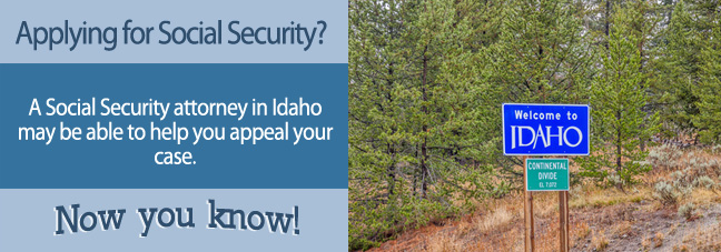 How an Attorney Can Help You Appeal Your SSD Case In Idaho