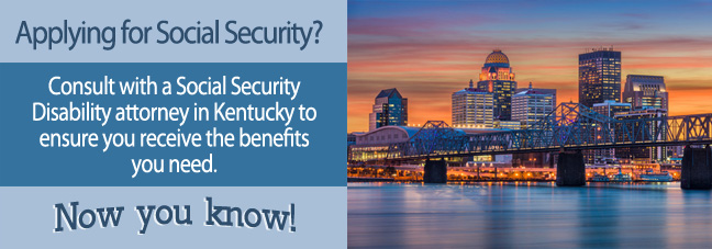 Disability benefits in Kentucky