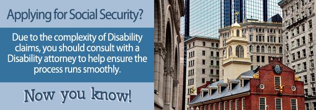Disability benefits in Massachusetts