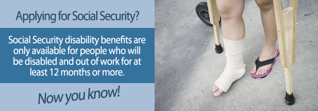 Could I qualify for temporary benefits?