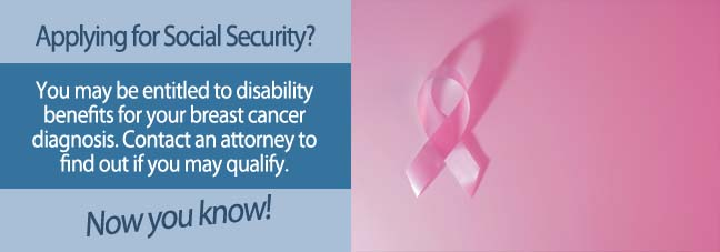Disabilty with breast cancer
